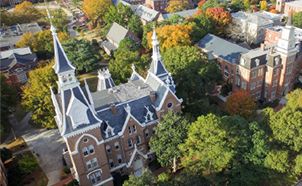 Mercer University - Replacing Multiple Access Controls Systems with Unified Card Solution